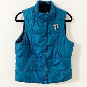 American Eagle Outfitters Fleece Lined Vest